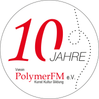 Aufkleber-10-Jahre-PolymerFM-2021-frankfurt-fechenheim